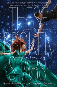 These Broken Stars, Amie Kaufman, Meagan Spooner, YA, Young Adult