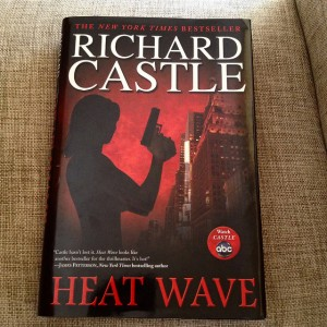 Cover of Heat Wave by Richard Castle