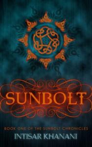 Sunbolt, Sunbolt Chronicles, Intisar Khanani, fantasy, Purple Monkey Press