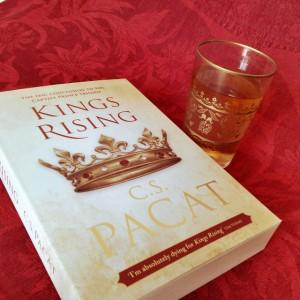 Kings Rising, C.S. Pacat, Captive Prince, fantasy, romance, m/m, Earl Grey Editing, Elizabeth Fitzgerald