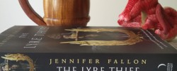 The Lyre Thief, Jennifer Fallon, Harper Voyager, War of the Gods, Hythrun Chronicles, Australian Women Writer, Australian fantasy, epic fantasy