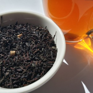 Loose-leaf Links, Earl Grey Editing, loose-leaf tea, Sticky Toffee Pudding tea, flavoured black tea, black tea, Adore Tea, tea