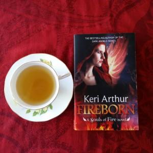 Earl Grey Editing, Keri Arthur, Fireborn, Souls of Fire, urban fantasy, paranormal romance