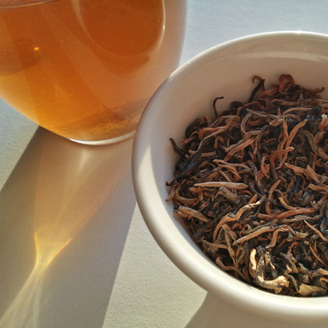 Earl Grey Editing, Loose-leaf Links, loose-leaf tea, tea, Adore Tea, Golden Mao Feng
