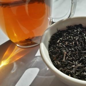 Loose-leaf Links, Earl Grey Editing, T2, Really Russian Caravan, tea, loose-leaf tea