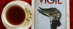 Vigil, Angela Slatter, Verity Fassbinder, Brisbane, books and tea