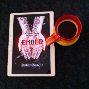 Ember, Bettie Sharpe, Cinderella retelling, fairytale retelling, erotic fairytale, fantasy, #ReadMyOwnDamnBooks, Once Upon A Time X, Earl Grey Editing