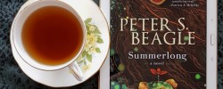 Earl Grey Editing, Summerlong, Peter S. Beagle, tea and books