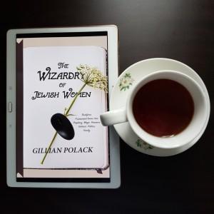 The Wizardry of Jewish Women, Gillian Polack, Satalyte Publishing, Earl Grey Editing, books and tea
