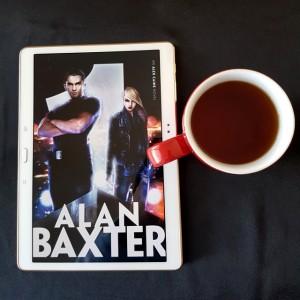 Bound, Alex Caine, Alan Baxter, Earl Grey Editing, books and tea, contemporary fantasy, urban fantasy