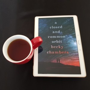A Closed and Common Orbit, Becky Chambers, Wayfarers, science fiction, sci-fi