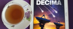 Aurora Decima, Amanda Bridgeman, science fiction, sci-fi, space opera, Earl Grey Editing, book review, books and tea, tea and books