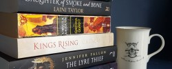 Earl Grey Editing, Favourite books of 2016, Den of Wolves, Juliet Marillier, The Lyre Thief, Jennifer Fallon, Kings Rising, C.S. Pacat, The Earthsea Quartet, Ursula Le Guin, Daughter of Smoke and Bone, Laini Taylor, Ancillary Sword, Ancillary Mercy, Ann Leckie