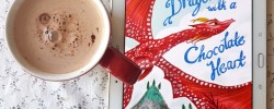 The Dragon with the Chocolate Heart, Stephanie Burgis, Earl Grey Editing