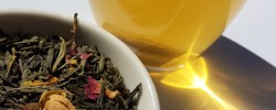 Loose-leaf Links, Earl Grey Editing. Salamanca Blend, The Art of Tea, loose-leaf tea