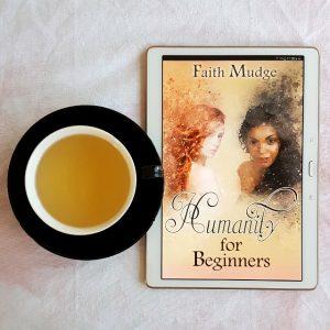 Humanity for Beginners, Faith Mudge, Less Than Three Press, lesbian werewolves, books and tea, tea and books, Earl Grey Editing