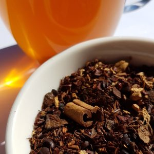 Earl Grey Editing, Loose-leaf Links, Chocolate Dream, rooibos, neo naturally australian