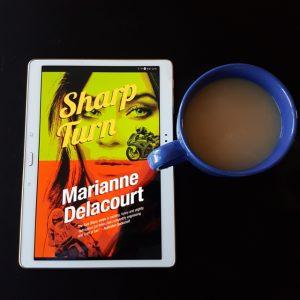 Sharp Turn, Marianne Delacourt, Twelfth Planet Press, Tara Sharp, Earl Grey Editing, books and tea, tea and books