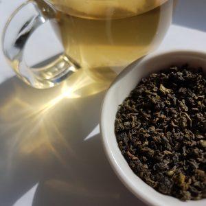 Milky Oolong, Tea Centre, loose-leaf tea, Earl Grey Editing, Loose-leaf Links