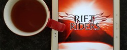 Rift Riders, Becca Lusher, Wingborn, Earl Grey Editing, tea and books, books and tea.