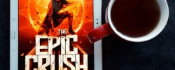 The Epic Crush of Genie Lo, F.C. Yee, Earl Grey Editing, books and tea, tea and books, superhero YA