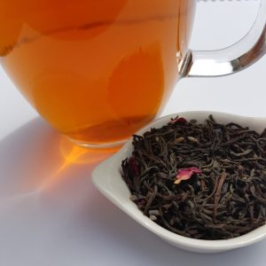 Heavenly Earl Grey, Adore Tea, Earl Grey Editing, loose-leaf tea, Loose-leaf Links