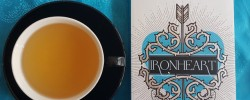 Ironheart, Jodi McAlister, Valentine, Penguin Teen Australia, LoveOzYA, books and tea, tea and books, Earl Grey Editing