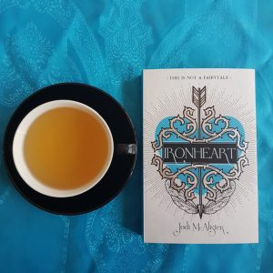 Ironheart, Jodi McAlister, Valentine, Penguin Teen Australia, LoveOzYA, books and tea, tea and books, Earl Grey Editing