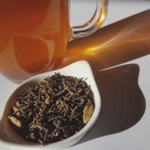 Raj's Whole Chai Tea, chai, Gewurzhaus, Earl Grey Editing, Loose-leaf Links, loose-leaf tea