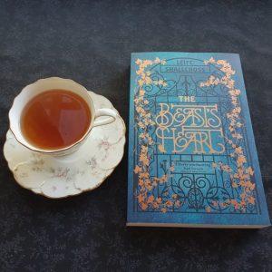 The Beast's Heart, Leife Shallcross, Hodder & Stoughton, Earl Grey Editing, tea and books, books and tea