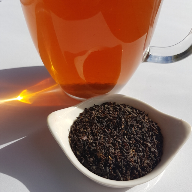 Earl Grey Editing, Loose-leaf Links, Whittards, 1886 blend, loosel-leaf tea