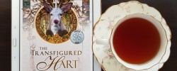 The Transfigured Hart, Jane Yolen, Tachyon Publishing, Particle Books, Earl Grey Editing, books and tea, tea and books