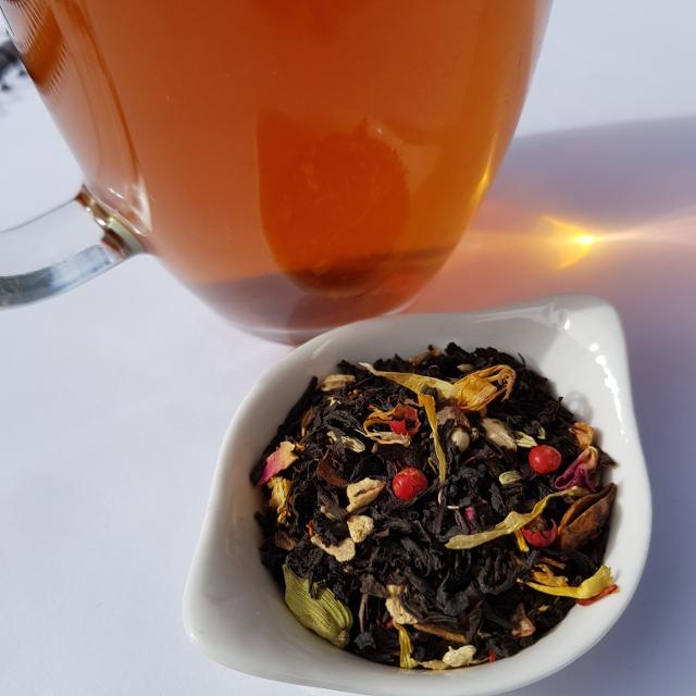 Royal Chai, Adore Tea, Earl Grey Editing, Loose-leaf Links, loose-leaf tea, chai