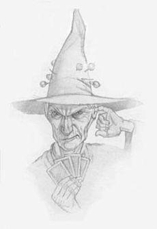Granny Weatherwax, Terry Pratchett, Discworld