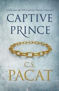 Captive Prince, C.S. Pacat, gay fantasy