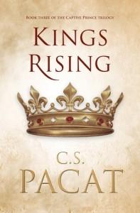 Kings Rising, C.S. Pacat, Captive Prince, fantasy, romance, m/m