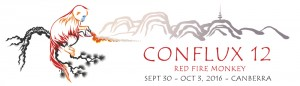 Conflux 12, Red Fire Monkey, Shauna O'Meara, Canberra, speculative fiction, convention