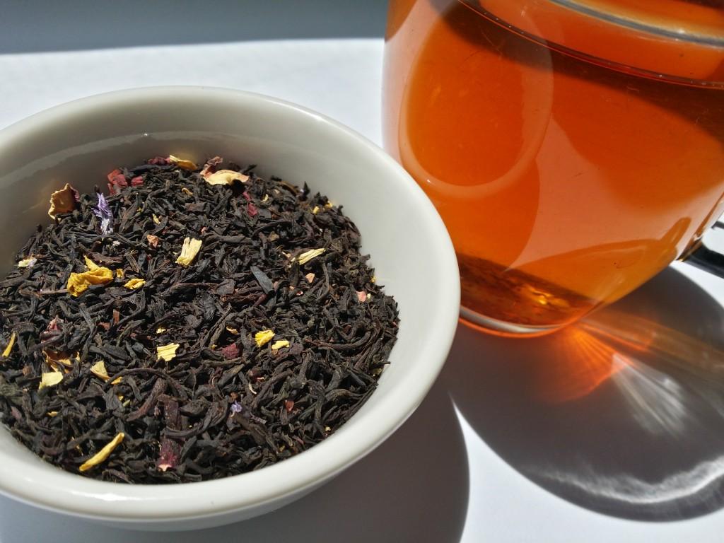 Earl Grey Editing, French Earl Grey, Adore Tea, tea, Loose-leaf Links