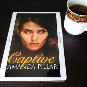 Captive, Amanda Pillar, Graced, Momentum Books, Tea, Earl Grey Editing