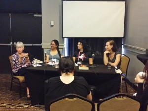 Juliet Marillier, Thoraiya Dyer, Kirstyn McDermott and Lisa Hannett discuss the books they wish they'd written.