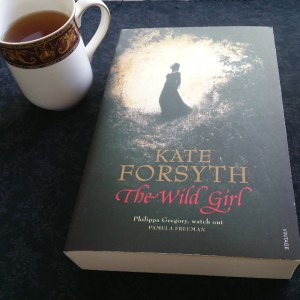 The Wild Girl, Kate Forsyth, historical fiction, Wilhelm Grimm, the Brothers Grimm, fairytales
