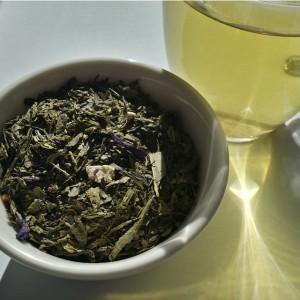 Earl Grey Editing, Loose-leaf Links, loose-leaf tea, tea, pomegranate and blood orange, green tea, the Tea Centre
