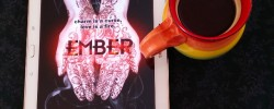 Ember, Bettie Sharpe, Cinderella retelling, fairytale retelling, erotic fairytale, fantasy, #ReadMyOwnDamnBooks, Once Upon A Time X, Earl Grey Editing