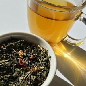 Earl Grey Editing, loose-leaf tea, the Art of Tea, Tabitha Blend, The Blackmail Blend, Livia Day