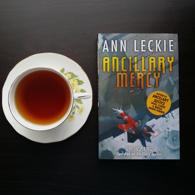 Ancillary Mercy, Ann Leckie, Imperial Radch, Ancillary Justice, Hugo Awards, science fiction, sci-fi, SFF