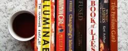 Earl Grey Editing, Mt TBR, books and tea, Illuminae, Amie Kaufman, Jay Kristoff,