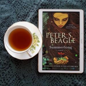 Earl Grey Editing, Summerlong, Peter S. Beagle, tea and books