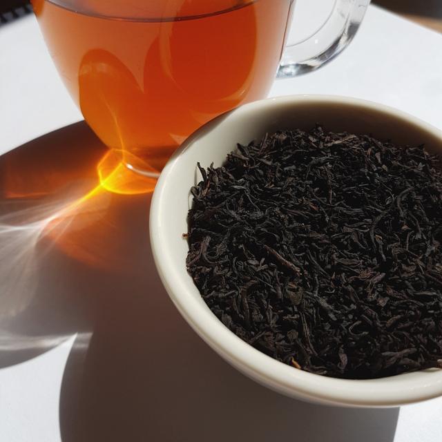 Earl Grey Editing, Loose-leaf Links, loose-leaf tea, flavoured black tea, Cafe latte, Adore Tea