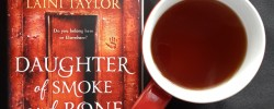 Daughter of Smoke and Bone, Laini Taylor, Earl Grey Editing, books and tea