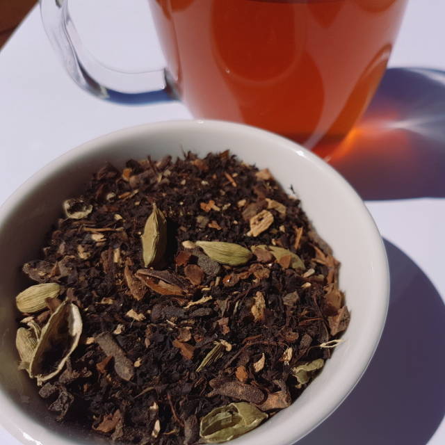Loose-leaf Links, Earl Grey Editing, loose leaf tea, Daintree chai, Daintree, Daintree tea, tea, The Tea Chest